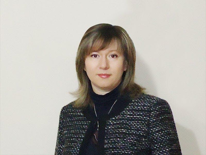 دكتورة أوكسانا  غرشانوف