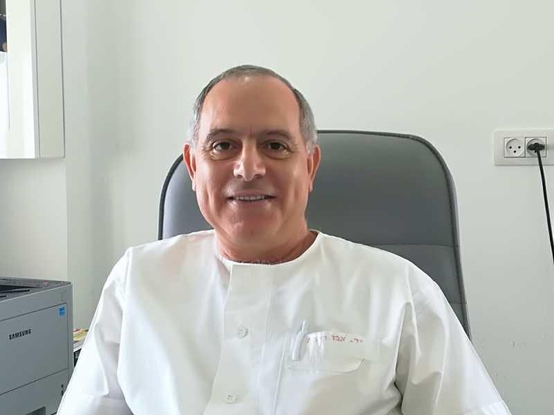 دكتور جبران  أبو رحمة
