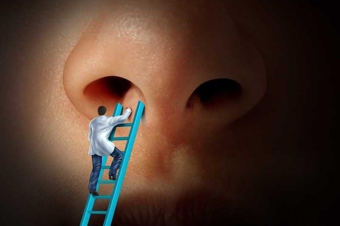 عُسر التنفّس عبر الأنف: التشخيص والعلاج